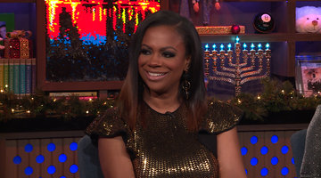 Kandi Burruss Defends Sharing Info About Dennis