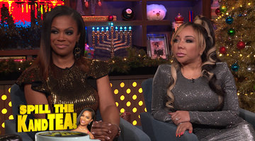 Tiny Spills the KandTEA about Kandi Burruss