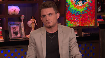 James Kennedy Opens Up About His Sobriety