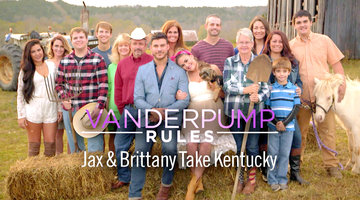 Your First Look at Jax & Brittany Take Kentucky