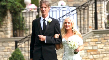 Kim Richards' Daughter Walks Down the Aisle