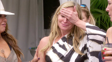 Sonja Morgan Has an Emotional Breakdown in Miami