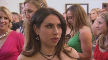 Why Did Teresa Giudice Just Throw Water on Jennifer Aydin?