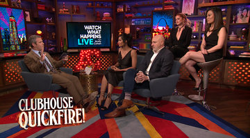 'Top Chef' Clubhouse Quickfire with Padma Lakshmi and Tom Colicchio!