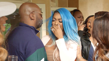 Porsha Williams Loses It on Her Baby Shower Party Planner