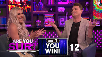 "James Kennedy Impersonates ""Vanderpump Rules"" Castmates"
