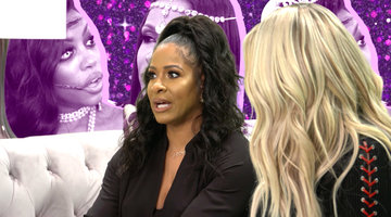 "#RHOA After Show: Shereé Whitfield Calls Porsha Williams ""Self-Centered"""