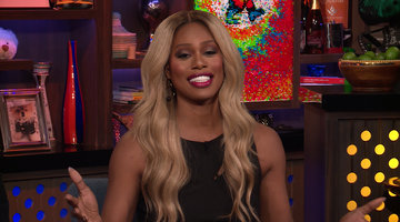 Laverne Cox on Scarlett Johansson's Exit from 'Rub & Tug'