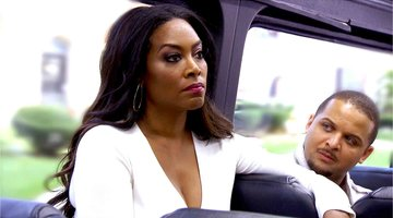 Kenya Moore Confronts Her Mother