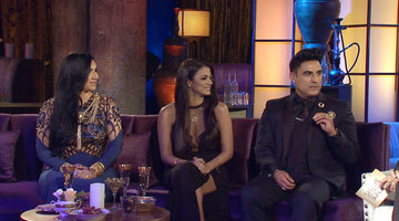 Which Bravolebs are Friends with the Shahs?