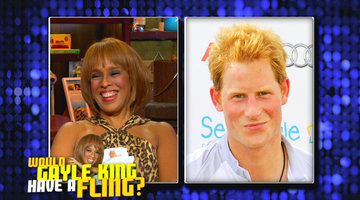 Would Gayle King Have a Fling?