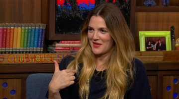 Has Drew Barrymore Been with a Lady?