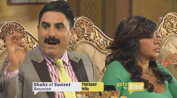 It's a Shahs Reunion!