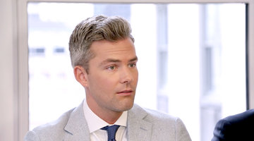 "Fredrik Eklund and Ryan Serhant Reflect on Their ""Tough Love"" of Luis D. Ortiz"