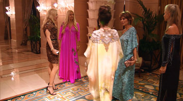 Kyle Richards Has Caftans for Everyone!