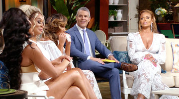Here's Your First Look at the Shocking Real Housewives of Potomac Season 4 Reunion