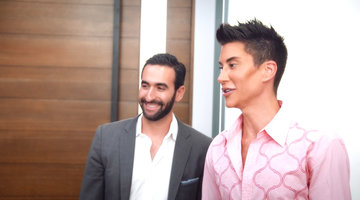 The Human Ken Doll Justin Jedlica Tours an #MDLLA Property