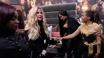 Kim Zolciak-Biermann and Kenya Moore's Blowout