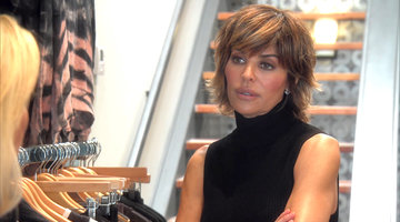 Lisa Rinna Thinks Kyle Richards Is an Enabler