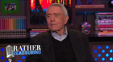 Dan Rather's Advice for Kylie Jenner About Her Split from Travis Scott