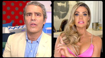 Denise Richards Opens Up About the Cease and Desist