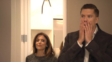 See Bethenny Frankel and Fredrik Eklund's Flip Before and After