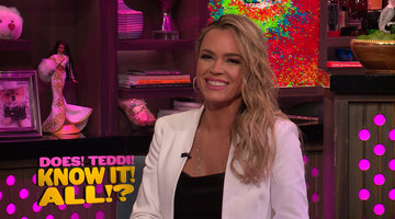 Teddi Mellencamp is Quizzed on #RHOBH Facts