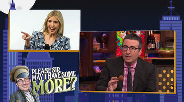 John Oliver on Pop Culture & Politics