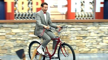 Pee-wee Herman and Pancakes