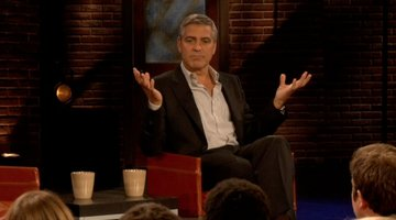 George Clooney - Picking Roles