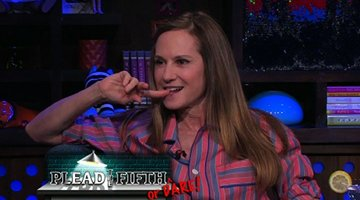 Holly Hunter Won't Kiss and Tell