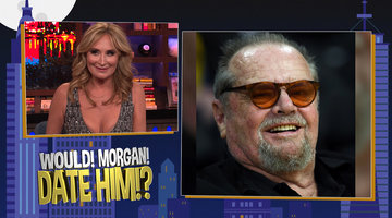 Sonja Morgan Reveals Tryst with Jack Nicholson