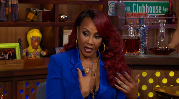 Kandi & Vivica on Peter's Actions