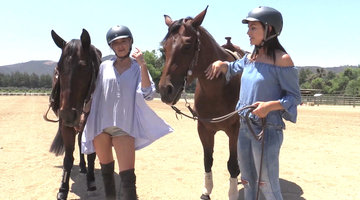 Ariana Madix and Lala Kent Are Obsessed With Horseback Riding