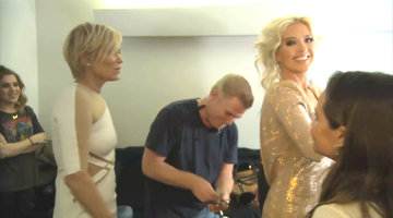 Erika Girardi's Pre-Reunion Glam Session