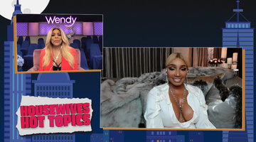 Wendy Williams on Nene Leakes Leaving RHOA