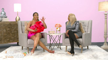 Marlo Hampton Claps Back at Claims That She's Nene Leakes' Lapdog