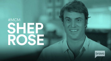 All the Reasons We Love Shep Rose