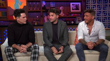 The #PumpRules Guys Say They Aren't Transphobic