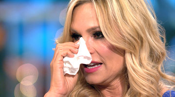 Tamra Judge Opens up About Her Custody Battle