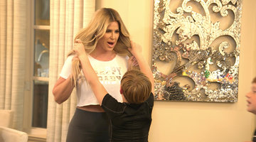 Here's What Kim Zolciak-Biermann Didn't Realize About Having Such a Big Family