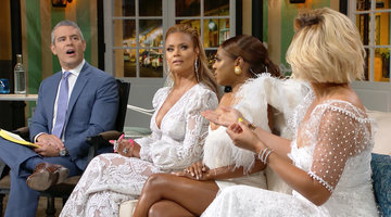 Which Bravolebs Are the Potomac 'Wives Friends With?