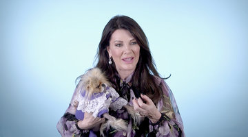 How Does Lisa Vanderpump Choose Her Animals' Names?