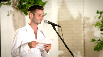Try Not to Cry Hearing Josh Flagg's Engagement Party Speech