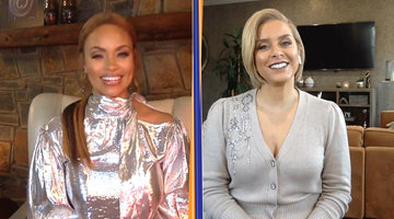 Robyn Dixon Reacts to Karen Huger's Confessional Info