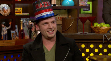 Nick Carter Talks Paris