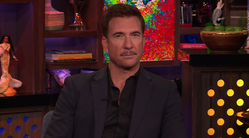 Dylan McDermott Says Dolly Parton Smells Amazing