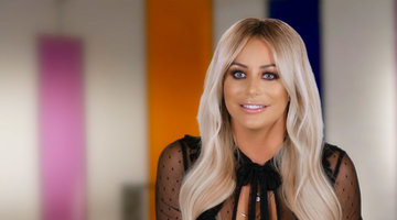 Aubrey O'Day Discusses Her Celebrity Apprentice Experience