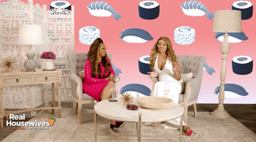 Cynthia Bailey Thinks Sushi Made in the US Is Better Than Sushi in Japan