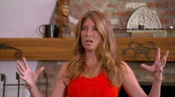 Genevieve Gorder and Whitney Robinson Announce the Winner of the Modern Rustic Design Challenge